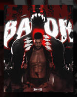 Finn Balor by shadykt26