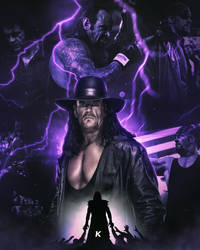 Debut Of UNDERTAKER by shadykt26
