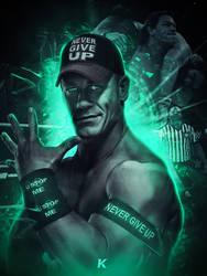 John Cena by shadykt26