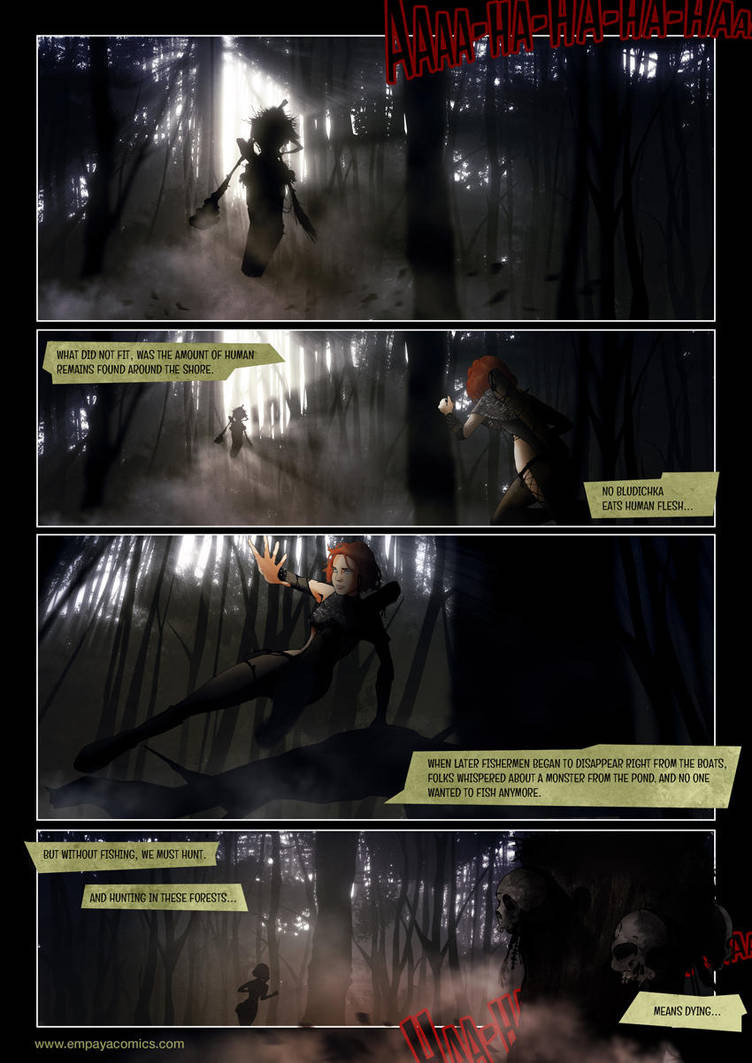 Of Monsters and Men - 04 by EMPAYAcomics