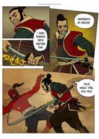 Ronin Blood 10 by EMPAYAcomics