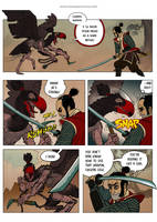 Ronin Blood 12 by EMPAYAcomics