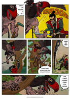 Ronin Blood 13 by EMPAYAcomics
