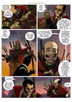 Ronin Blood, issue2, page 17 by EMPAYAcomics
