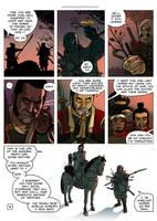 Ronin Blood, issue2, page 18 by EMPAYAcomics