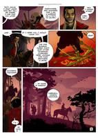 Ronin Blood, issue2, page 19 by EMPAYAcomics