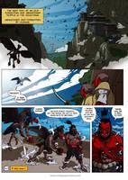 Ronin Blood, issue2, page 20 by EMPAYAcomics