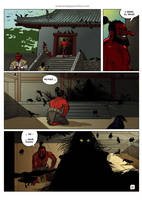 Ronin Blood, issue2, page 21 by EMPAYAcomics