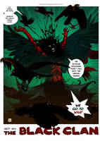 Ronin Blood, issue2, page 22 by EMPAYAcomics