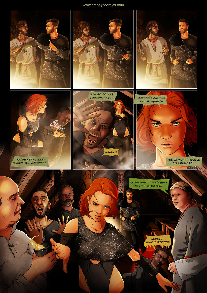 Of Monsters and Men II - 12 by EMPAYAcomics