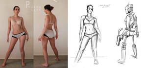 Character Design: Gesture Drawing by gandarewa