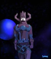 Galactus by gandarewa