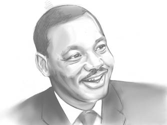 MLK by gandarewa