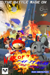 War of the Fat Italian The Movie by AKA-38CAUTION
