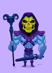 Skeletor by Forty-Nine