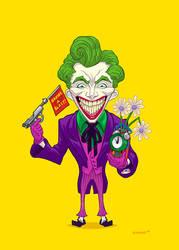 60s Joker by Forty-Nine