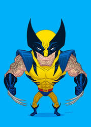 Wolverine by Forty-Nine