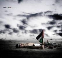 Free Palestine by DEIVIONIC