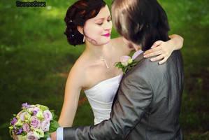 Rumbelle Wedding (hope this happens someday...) by DreweDori