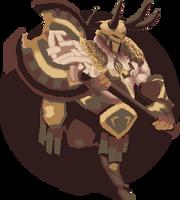 Centaur Warrunner - DOTA by dokitsu