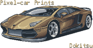 Aventador - Lamborghini by dokitsu