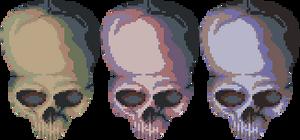 Skulls - Mazgeon by dokitsu