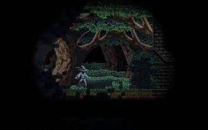 Outworld environment - Mazgeon by dokitsu