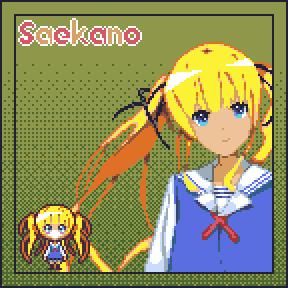 Sawamura Eriri - Saekano by dokitsu