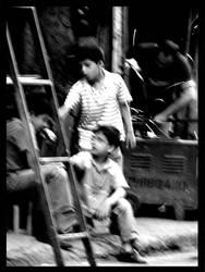 working children by damdakisuvari