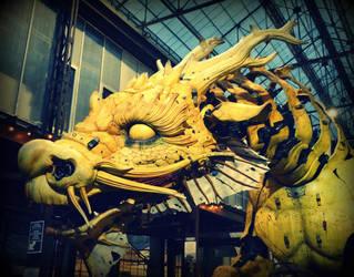 THE Dragon by ShaSinnsyk