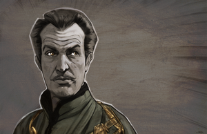 Vincent Price by NoahBDesign