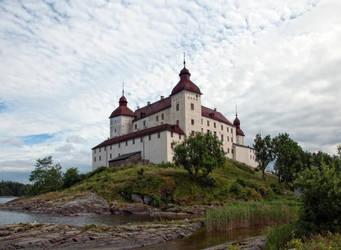 Laeckoe castle by RavensLane