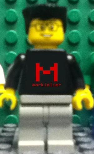 LEGO Personas: Markiplier by WorldwideImage