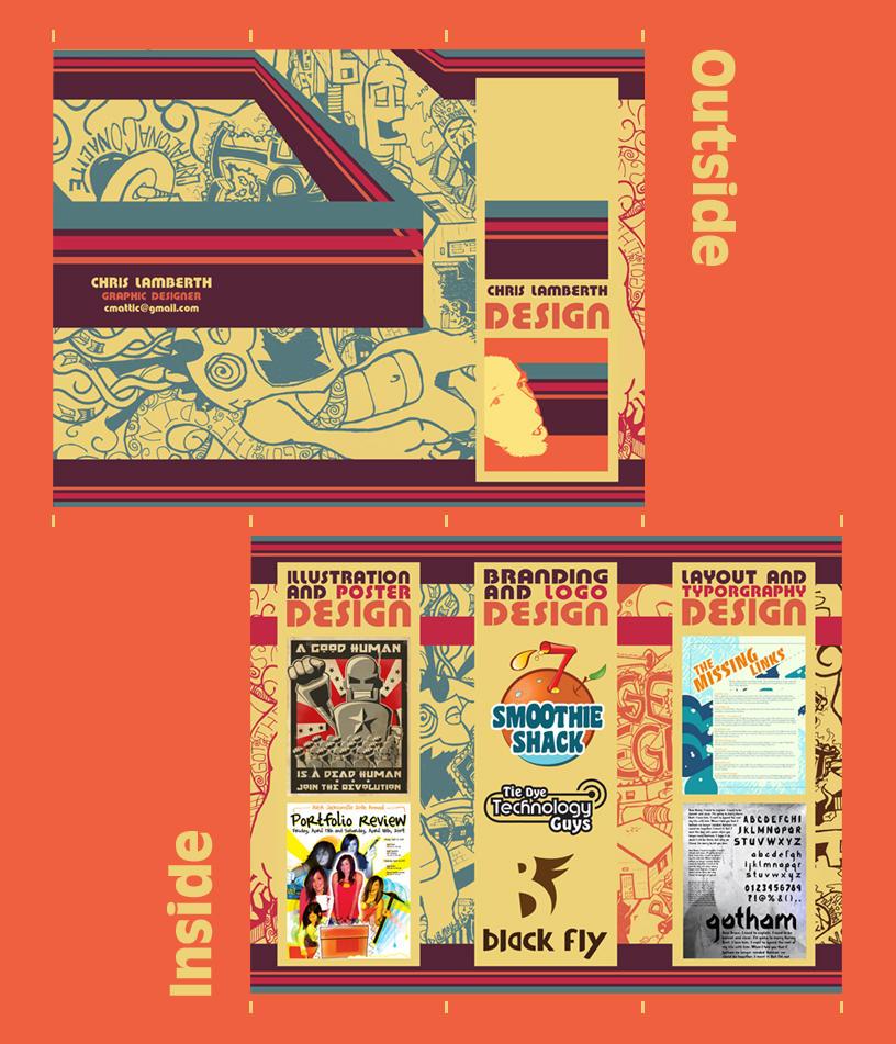 Brochure by cmattic