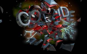 Collide C4D Render by infinitestudios