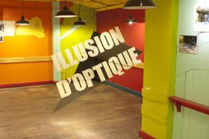 Optical Illusion by TSFcrew