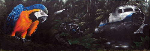 Jungle by TSFcrew