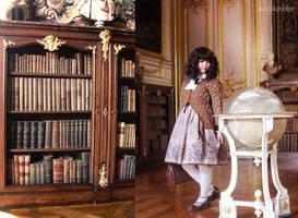La Bibliotheque by harlyharlekin