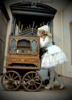 Day Dream Carnival III by harlyharlekin