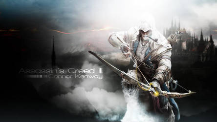 Assasins Creed - Connor Kenway by MohamedGfx