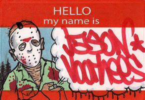 Jason Voorhees by HorribleBlack