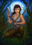 Tomb Raider Reborn by DavidHakobian