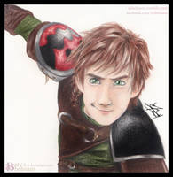 Young, Wild, and Free (20-21 Years Old Hiccup) by Aty-S-Behsam