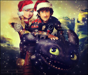 Christmas Project I - How to Train Your Dragon 2 by Aty-S-Behsam