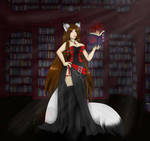 Rthyra, the Magic by Marushi-Dracul