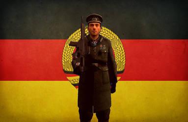 Wachregiment 'Ernst Busch' by ARCN7