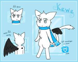 Kewe The Sona by Kawitekew