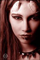 Contempt -SuccubusIX- by Dark-Renaissance