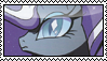 Nightmare Rarity stamp by migueruchan