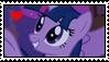 Twilight Sparkle Stamp by migueruchan